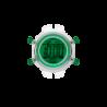 Digital Race / Green / 38mm