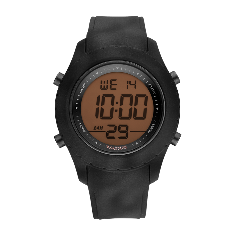 Reloj DIGITAL ELEMENTAL BLACK / 49MM