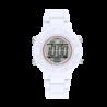 Reloj DIGITAL RACE WHITE / 38MM