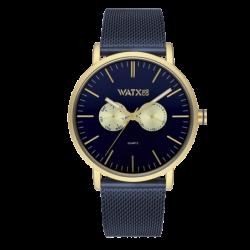 Relógio ANALOGIC BYZ BLUE &...