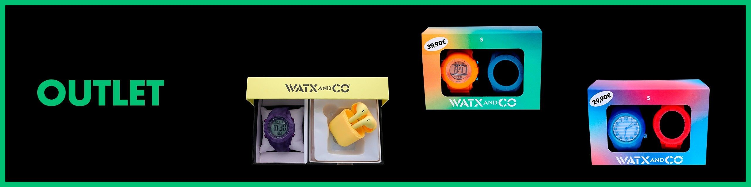 WatxandCo Outlet
