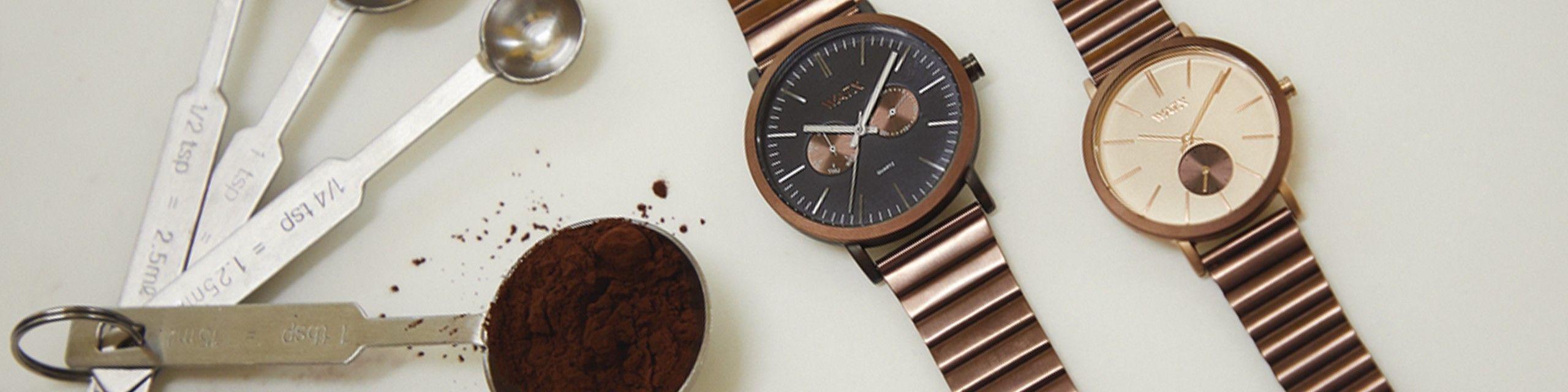 Braceletes de relógio elegantes - Watx Portugal