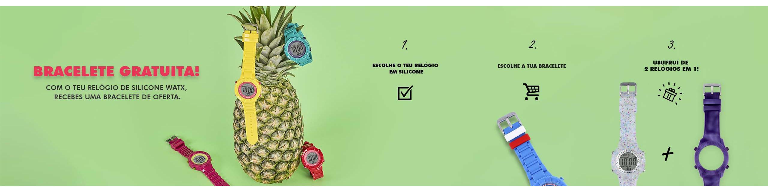 Combina as nossas braceletes de relógio de acordo com a ocasião - Watx Portugal